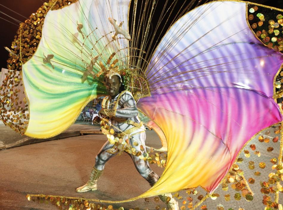Mighty Sparrow Calypso Carnival